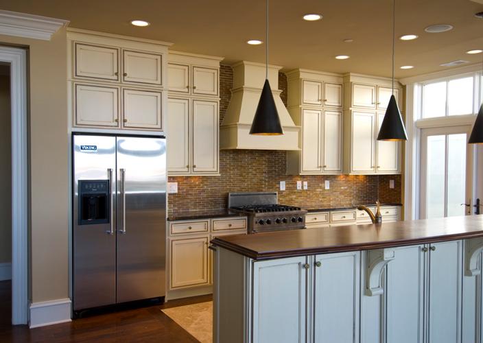 Luxury Kitchen In Downtown Condominium | Charleston, SC